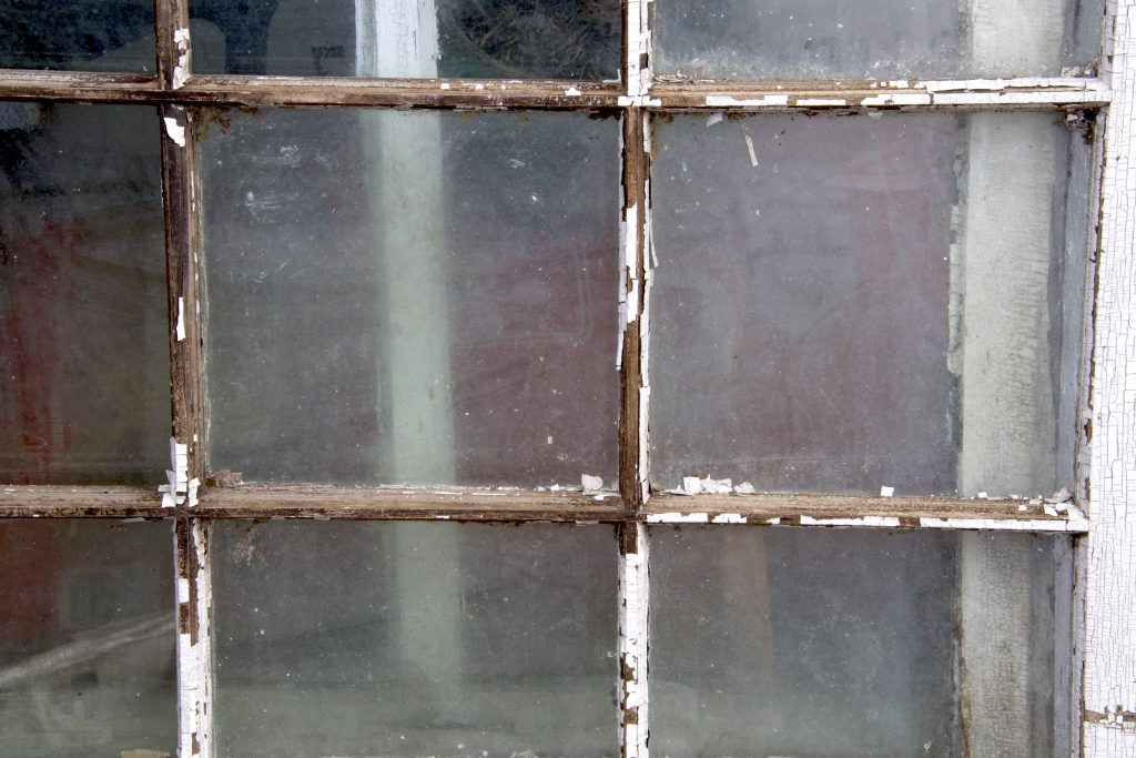 lead paint frame